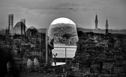 Istanbul in Istanbul by oscarsnapshotter