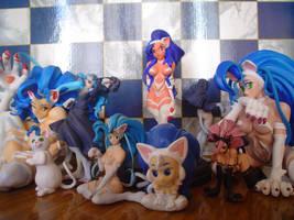 Felicia Colection by Mini-Feru