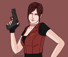 Claire CVX by FearTheOverseer