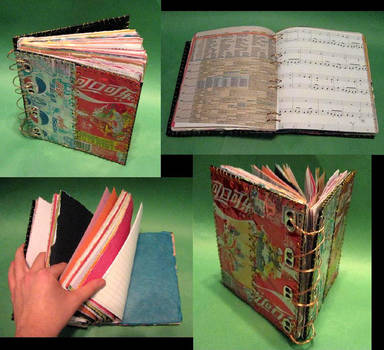 Soda Can Journal by MadeleiZoo