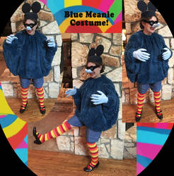 Blue Meanie Costume! by MadeleiZoo