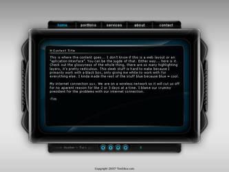 sleekBlack v1 by krazytim