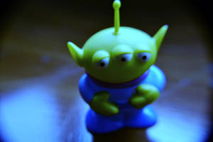 Little Alien by regineanastacio