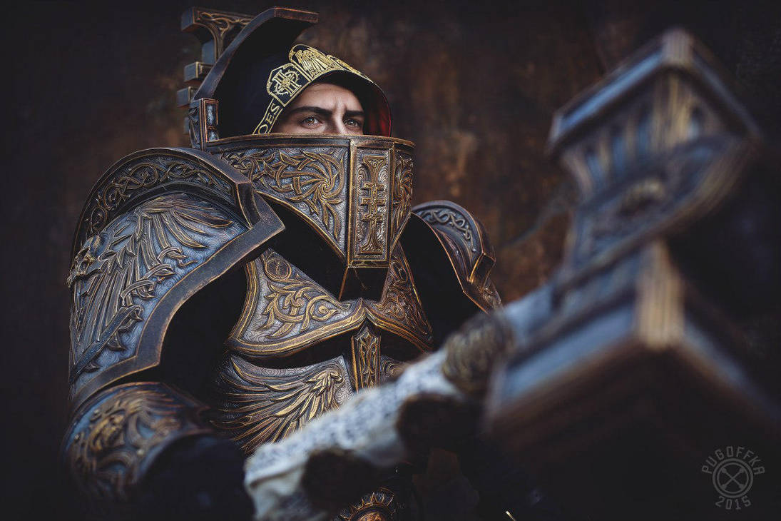 Warhammer 40000 Inquisitor cosplay by my99reality