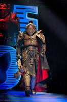 Warhammer 40000 Inquisitor cosplay at STARCON2015 by my99reality