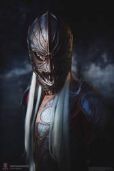Original Elf Guardian cosplay/LARP by my99reality
