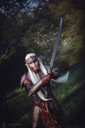 Original Elf Guardian cosplay/LARP by my99reality