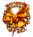 Hounds of Hell Logo by IgnisSerpentus