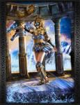 Poseidon's Revenge by IgnisSerpentus