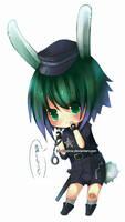 chibi : gonna arrest you D: by akirakirai