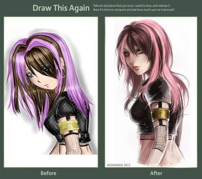 Draw this Again : Akira 2007-Now by akirakirai