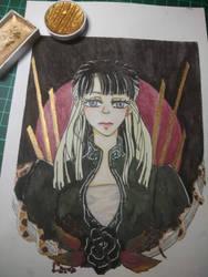 Mother of Slytherin by mokie25