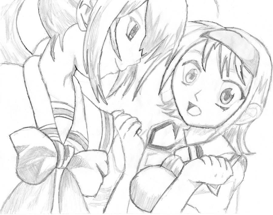 own manga : raki-rano by orgxiiifreak