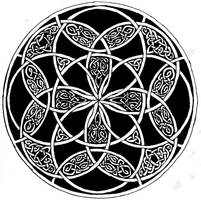 Celtic Circle by IBtheFiery