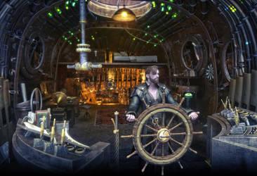 Shipsomnia - Rise of the Kraken by aiiven