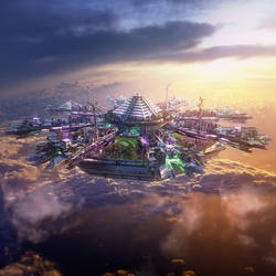 Dreamstate Mexico by aiiven