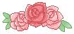 f2u rose deco by Alyssdream