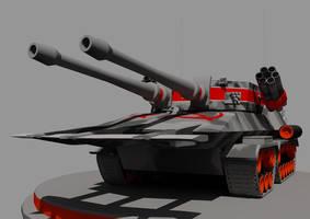 Apocalypse Tank - Final by Fearless87