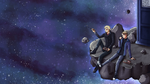 Sushi On An Asteroid (The Master|OC) [Doctor Who] by TardisGhost