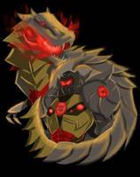 Grimlock by Kazma-sama