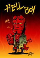 Hellboy is kawaii -edit- by AmanoHikari