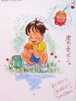 Gake no ue no Ponyo 2 by AmanoHikari