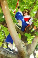 Saiyuki: Rest Between Fights by SugarBunnyCosplay