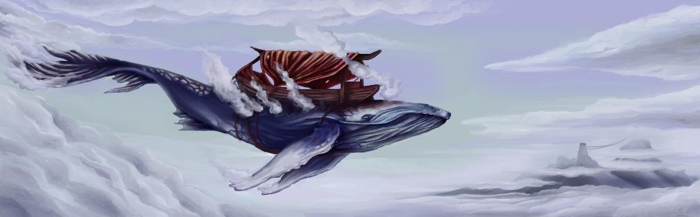 Noah's Ark by ThePaintedDog