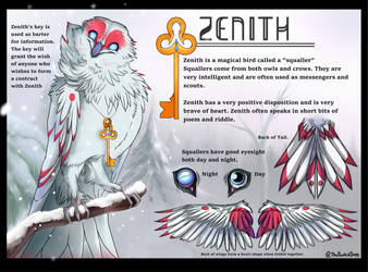 Zenith the Bold! (Closed) by ThePaintedDog