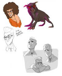GB doodles by Uno-Duo
