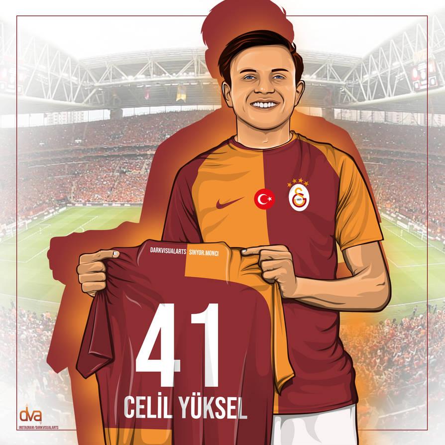 Celil Yuksel Vector by darkvisualarts17