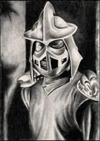 The Shredder by foxartsbrazil