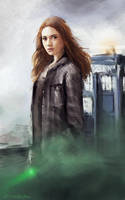 Doctor Who: Amy Pond by VitoSs