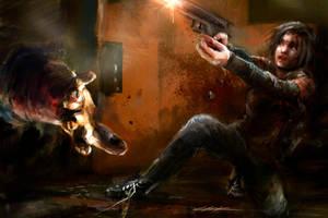 Kill him, Ellie by VitoSs