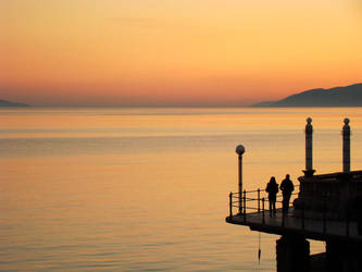 Sunset Gone by alekparkour