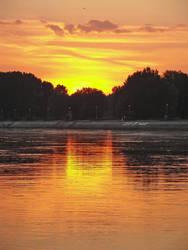 Burning River by alekparkour