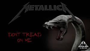 Dont Tread On Me Metallica Wallpaper by emfotografia