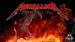 Jump In The Fire Metallica Wallpaper by emfotografia