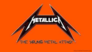 THE YOUNG METAL ATTACK METALLICA WALLPAPER by emfotografia