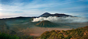 Bromo Volcano by CoolQuark