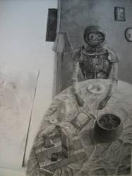 spaceknights by seyk
