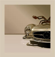Gullwing Gold by ahmednayyer