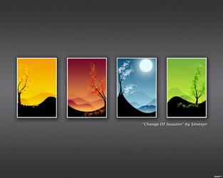 'Change Of Seasons' - Carbon by RadishTM