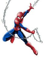 spiderman by tedmcfly