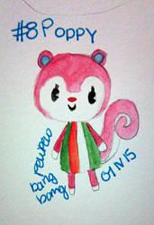 Day #8 Poppy by pewpewbangbang