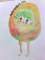 DAY #20 Mango by pewpewbangbang