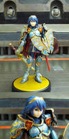 Great Lord Lucina Amiibo by Scorpius007