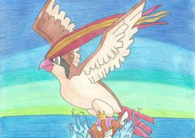 Pokemon # 18 - Nosedive by GoldenFalchion