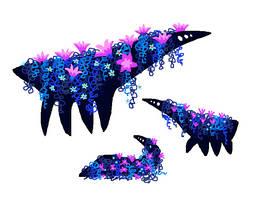 Nightflower Monster by Mossworm