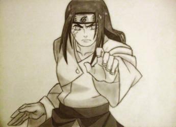 Naruto: Hyuuga Neji by HYUUGACLAN1